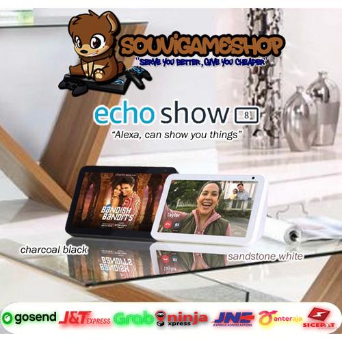 """Foto Produk PALING MURAH !! Amazon Echo Show 8 - HD 8"""" smart display with Alexa dari souvigameshop"""