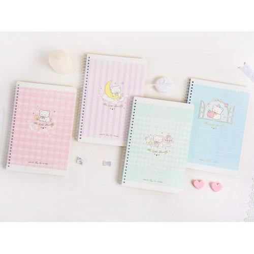 Foto Produk The Little Dorothy Spiral Ruled Notebook B5 dari Pinkabulous