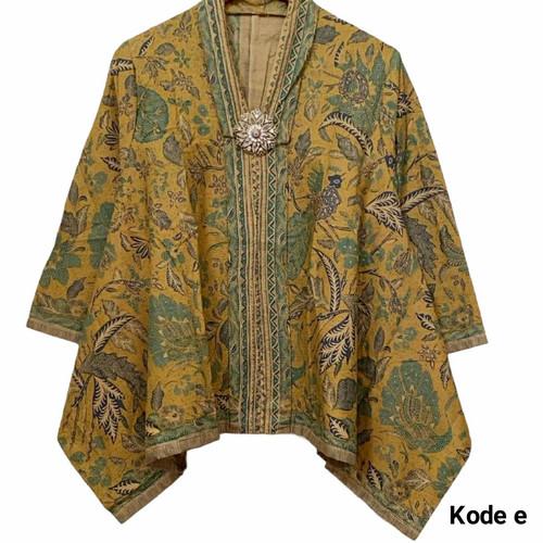 Foto Produk batwing blouse batik tiga negeri dari Batik Sri