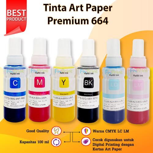 Foto Produk Tinta Art Paper - f1 merah dari FixPrint Store