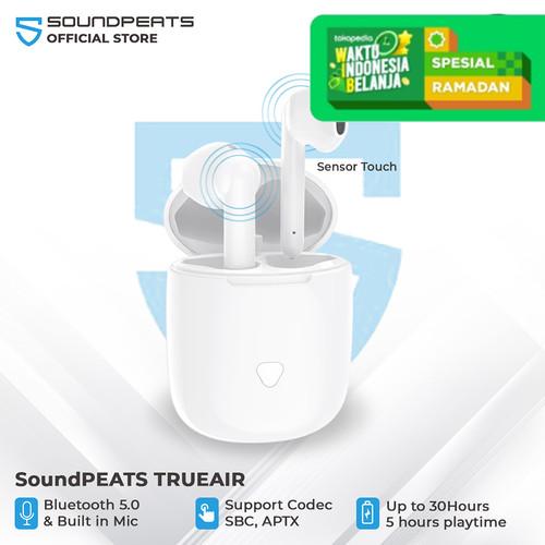 Foto Produk SoundPEATS True Air True Wireless Earbuds in-Ear Stereo dari SOUNDPEATS OFFICIAL