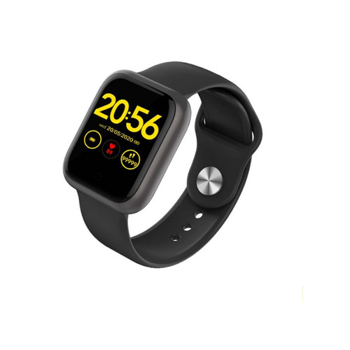 Foto Produk 1MORE Omthing E-Joy Smart Watch Jam Pintar Water Resistance SmartWatch - Hitam dari 1MORE Official Store