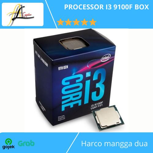 Foto Produk PROCESSOR I3 9100F BOX dari AL computerr