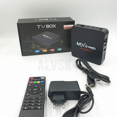 Foto Produk ANDROID TV BOX MXQ PRO 4K dari ALVSKY