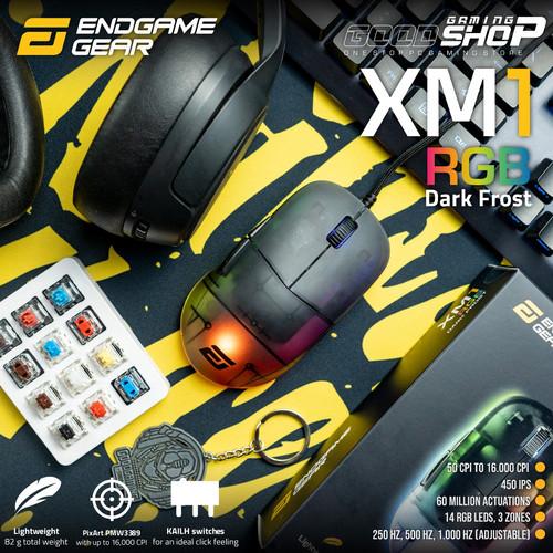 Foto Produk Endgame Gear XM1 RGB - Gaming Mouse dari GOODGAMINGM2M