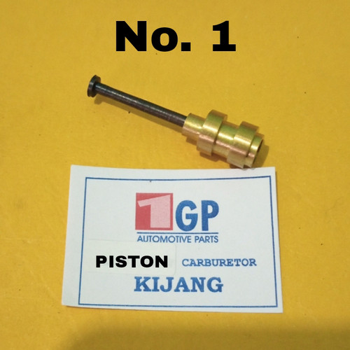 Foto Produk penonjok piston power valve jet karburator kijang 5k&7k dari Indra Guna Parts