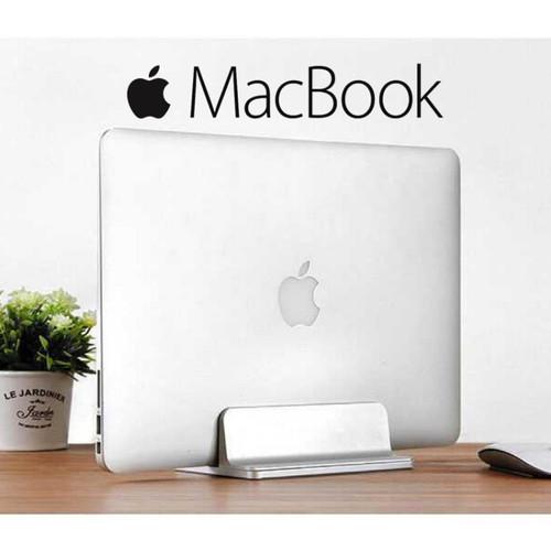 Foto Produk Alumunium Vertical Macbook Pro Macbook Air / Book Holder dari Mokka House