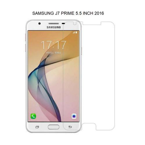Foto Produk Screen Guard Samsung J7 Prime antigores tempered glass kaca dari MAKE888