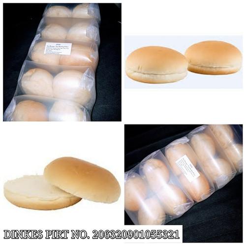 Foto Produk Roti Burger Reguler -Roti Burger-10 Pcs Bun Burger -KHUSUS GO JEK dari Rumah kebab