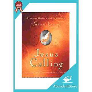 Foto Produk JESUS CALLING - Sarah Young dari Abundantstore