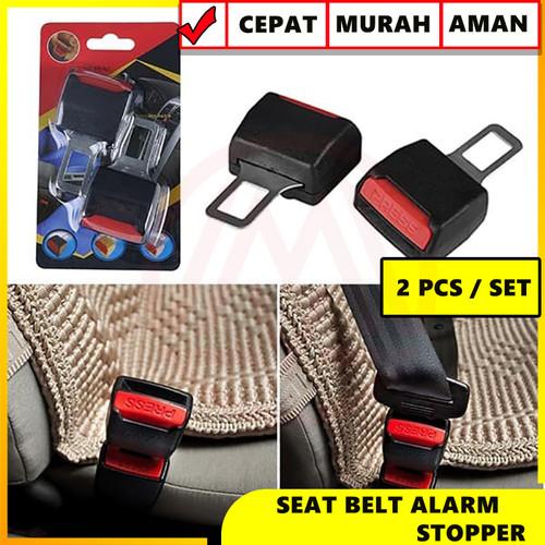 Foto Produk AUTO CANCEL SOUND ALARM SAFETY SEATBELT BELT BUZZER HOOK UNIVERSAL dari Modifikasi Market