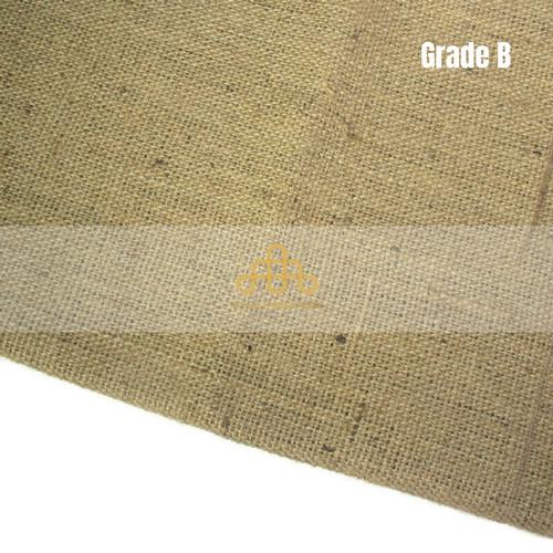 Foto Produk Karung Goni Lembaran 50cm - Kain Goni Baru - Burlap Jute Murah - Goni Grade B dari Rumah Karung Goni