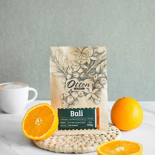 Foto Produk Bali Kintamani 200g Kopi Arabica - Wholebean dari Otten Coffee Jakarta