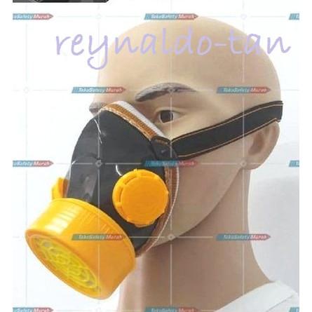 Foto Produk Masker Respirator Single Filter GOSAVE NP305 Masker Safety dari reynaldo-tan