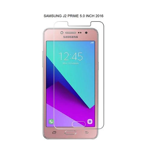 Foto Produk Tempered Glass Samsung J2 Prime Screen Guard Antigores kaca bening dari MAKE888