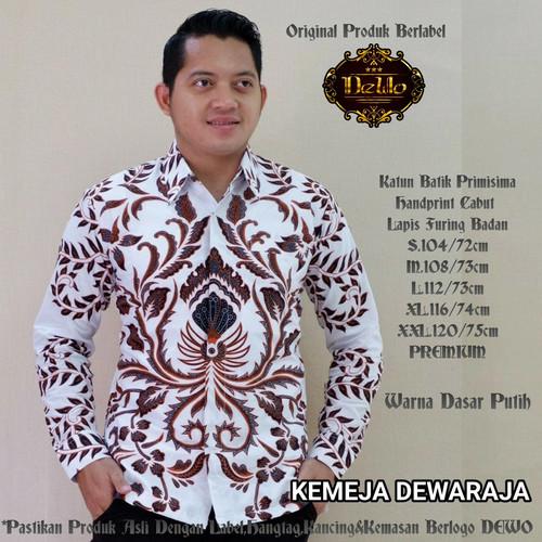 Foto Produk kemeja batik slimfit dewaraja premium dari Jivan Batik