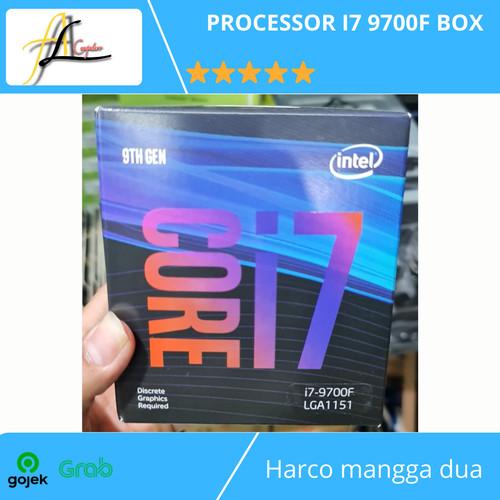 Foto Produk PROCESSOR I7 9700F BOX dari AL computerr
