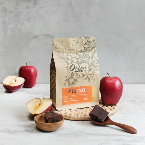 Foto Produk Papua Wamena 200g Kopi Arabica - Wholebean dari Otten Coffee Jakarta
