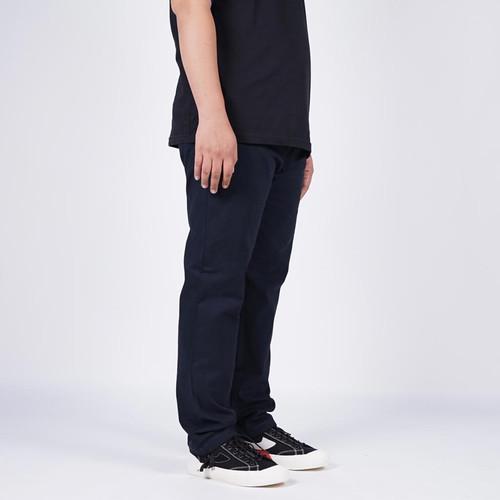 Foto Produk DailyOutfits Chino Celana Panjang Pria Biru Navy Kasual PremiumQuality - S dari Daily Outfits DYO