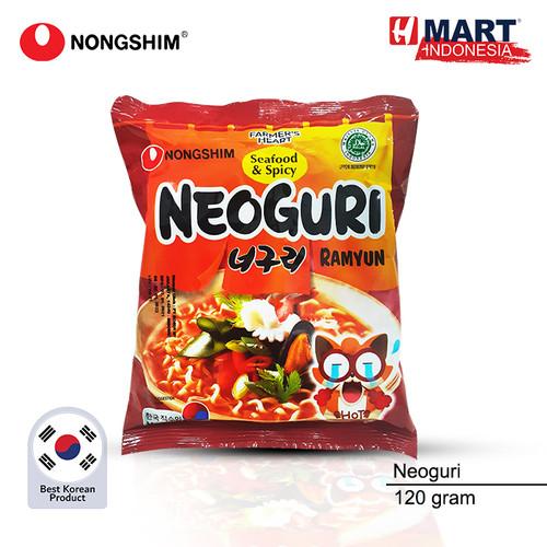 Foto Produk NONGSHIM Neoguri 120g dari H Mart Official Shop