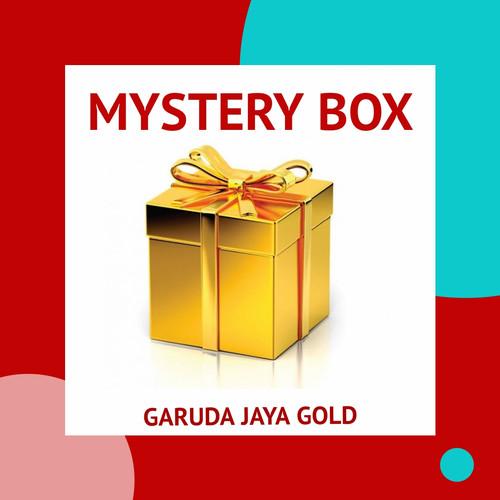 Foto Produk Mystery Box Emas 1 Juta dari Garuda Jaya Gold
