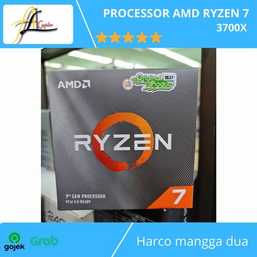 Foto Produk PROCESSOR AMD RYZEN 7 3700X dari AL computerr