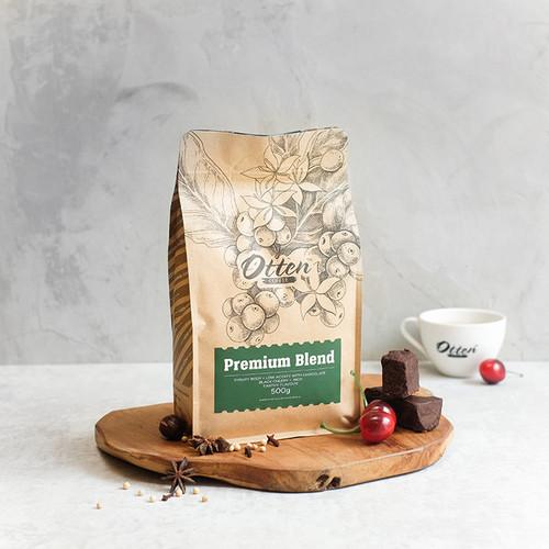 Foto Produk Otten Coffee Premium Arabica 500g dari OTTEN COFFEE