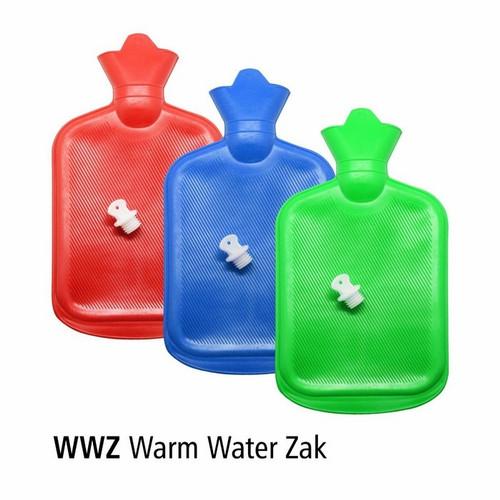 Foto Produk HOT WATER BAG (kantong kompres air panas)WWZ dari Tokita168