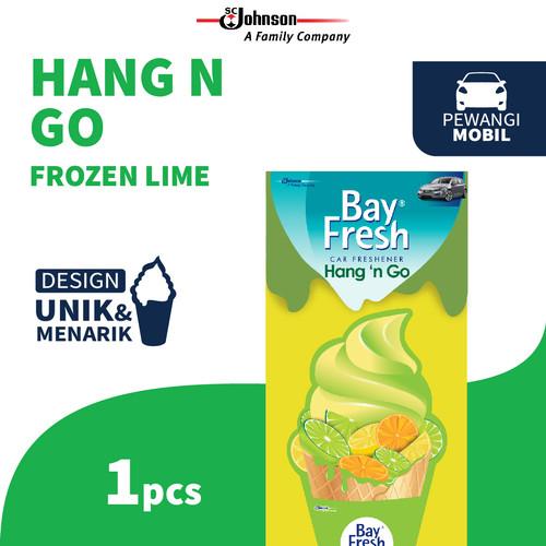 Foto Produk Bayfresh Hang N' Go Frozen Lime dari SC Johnson & Son ID
