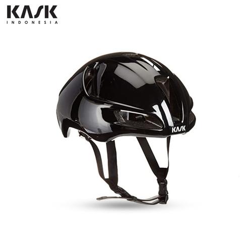 Foto Produk KASK UTOPIA - BLACK/WHITE - S dari Toko Helm Sepeda Resmi