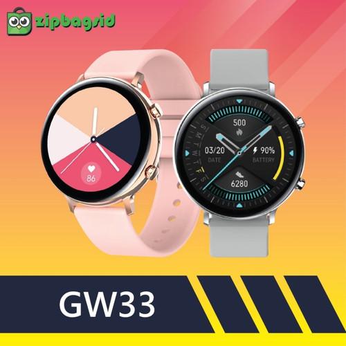 Foto Produk GW33 Smart Watch Sport Watch - Pink dari zipbags id
