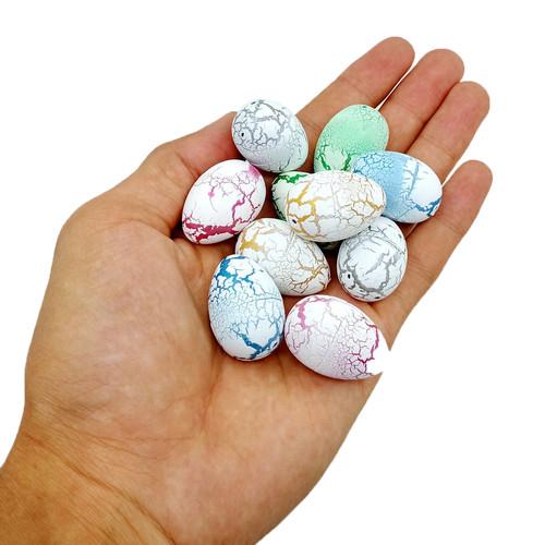 Foto Produk Telur Ajaib Rendaman Binatang / Amazing Growing Animal Egg - Putih dari Grandia Shop