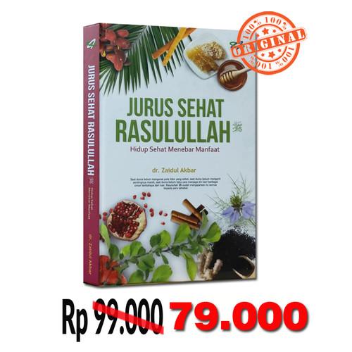 Foto Produk Buku Jurus Sehat Rasulullah SAW dari Grosir Produk Muslim