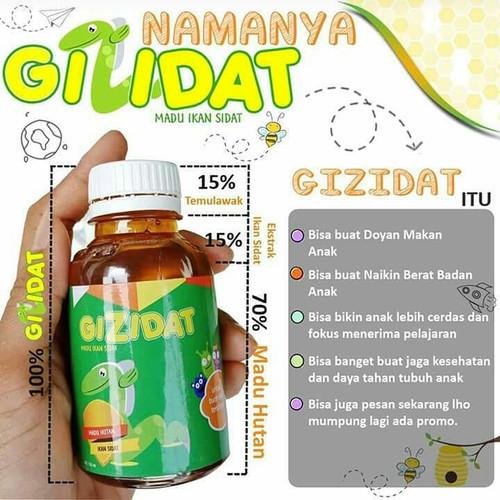 Foto Produk Madu Anak Gizidat dari GizidatJakarta
