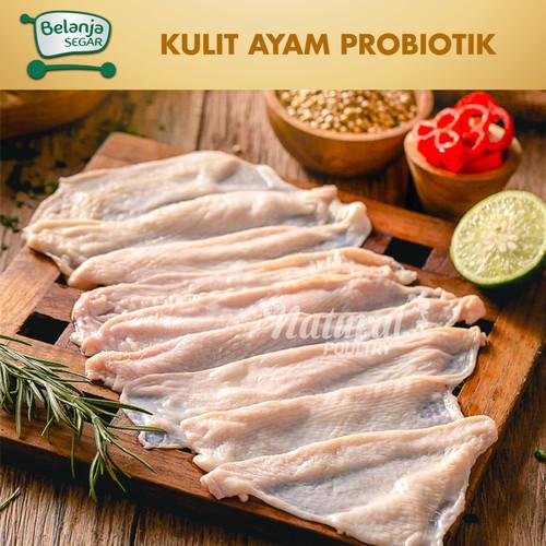 Foto Produk Kulit Ayam Probiotik 500gr - Natural Poultry dari Belanja Segar