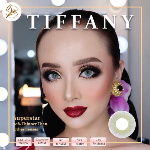 Foto Produk Superstar Tiffany Softlens Warna Premium - normal dari Shesoftlens