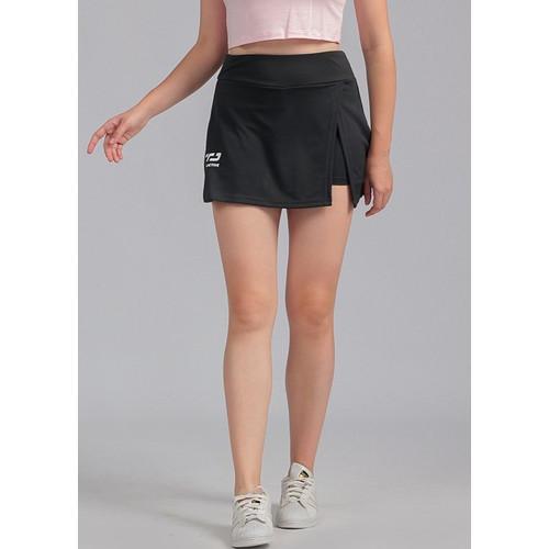 Foto Produk Td Active LB059 Skirt Rok Dual Layer Skort Abu Tua - L dari Td-Active