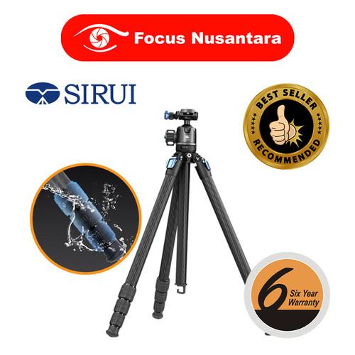 Foto Produk SIRUI ST-124 Carbon Fiber 4 Sections Kit ST-10 dari Focus Nusantara