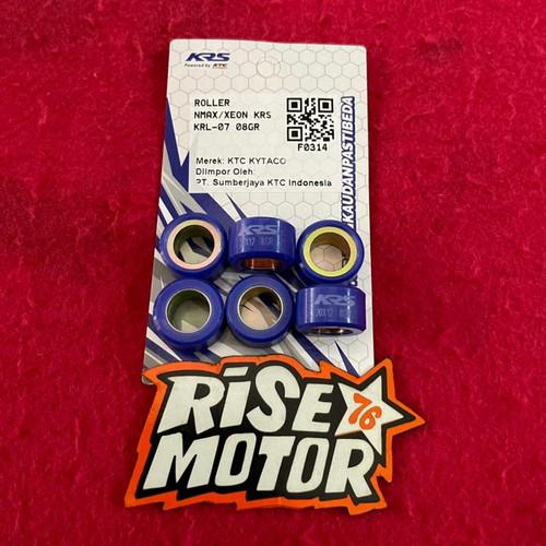 Foto Produk Roller KRS Xeon Nmax Aerox 11 Gram dari risemotor