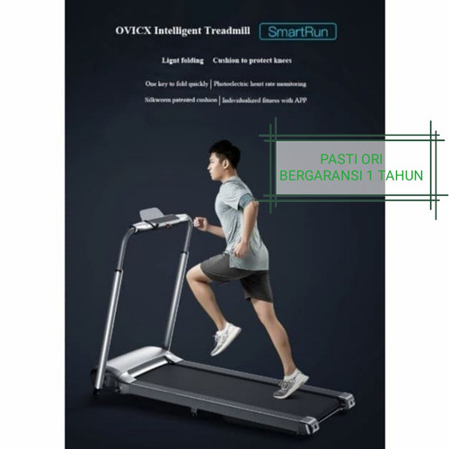 Foto Produk OVICXXQIAO Smart Run Fitness Treadmill Motorized Folding Home Machine dari OLALA88