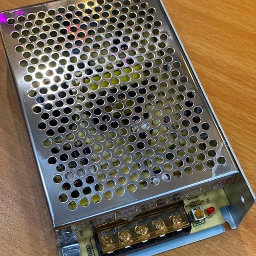 Foto Produk power suply adaptor 10a 10 a 12v 12 volt psu swtcing led strip cctv dari eco led lighting