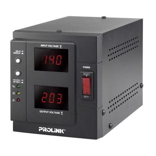 Foto Produk Stabilizer Prolink PVR500D Stavolt AVR Relay Controlled 500VA PVR 500D dari PojokITcom Pusat IT Comp