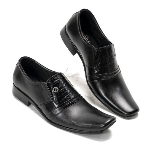 Foto Produk Sepatu Pantopel Pria Formal Kerja Kulit Asli Murah Berkualitas E073 dari Eraf Store