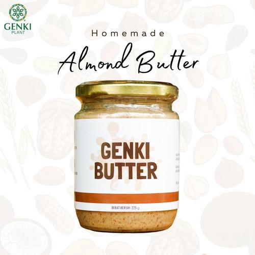 Foto Produk Almond Butter - 225 g dari Genki Plant