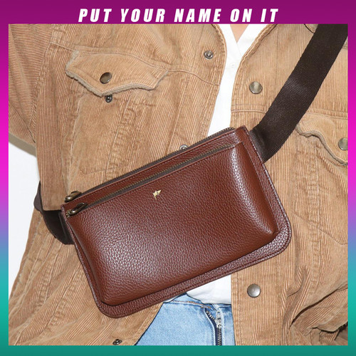 Foto Produk WAIST BAG TFG OLIVER 207 BROWN dari TFG (Taylor Fine Goods)