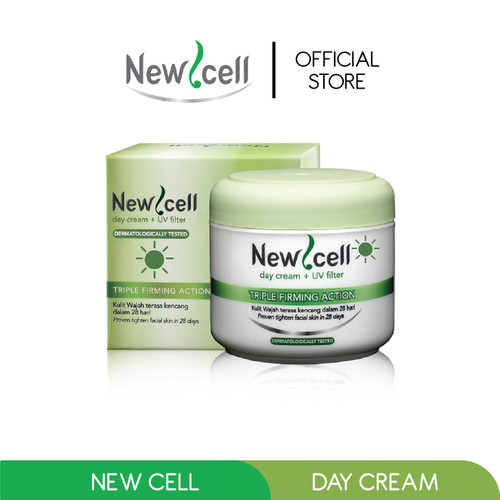 Foto Produk Purbasari New Cell Day & Night Cream - Day Cream dari PURBASARI INDONESIA