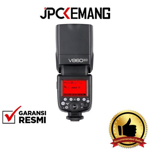 Foto Produk GODOX SPEEDLITE VING V860IIC KIT For Canon GARANSI RESMI dari JPCKemang