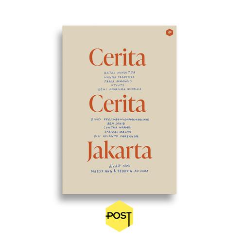 Foto Produk Cerita Cerita Jakarta dari POST Press