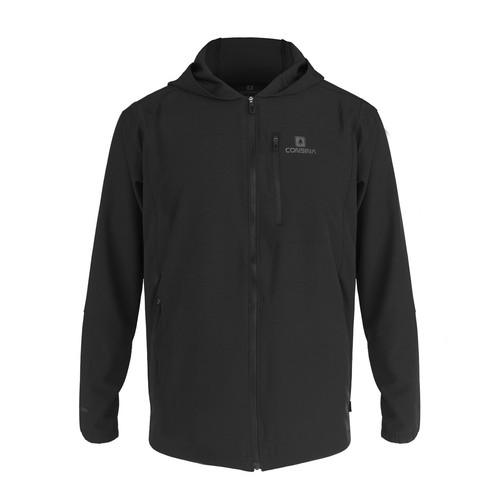 Foto Produk Consina Vista Trail Jaket Outdoor - Hitam Size XL dari Consina Store Official