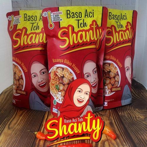 Foto Produk BASO ACI TEH SHANTY ORIGINAL dari ulfia nila store